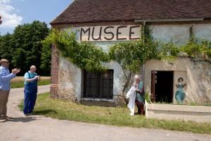 Musée du Moule à Chocolat à Villiers-sur-Tholon