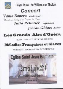 concert Villiers2